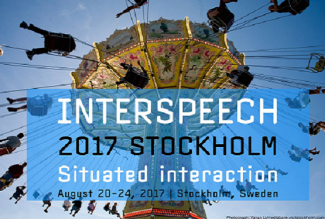 INTERSPEECH 2017 Conference, Tilde, speech technology