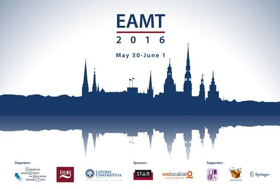 EAMT 2016 conference
