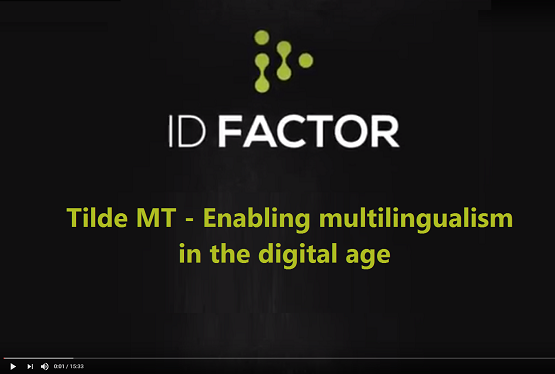 Enabling multilingualism in the digital age